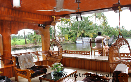 My Trip to Kerala :: House Boat Booking